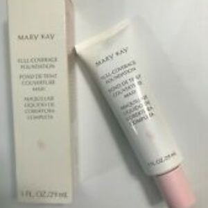 Mary Kay Full Coverage Foundation Beige 300 New